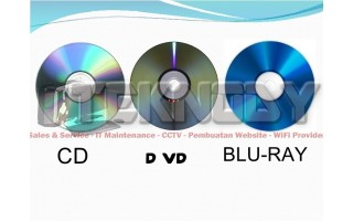 Pengertian Optical Drive CD DVD BD