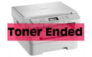 "Perbaiki Error ""Toner Ended"" pada Printer Brother DCP-7055"