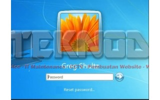 Tips Mengatasi Laptop Yang Lupa Password di Windows 7