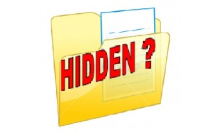 Menampilkan Hidden Files Di Windows 7