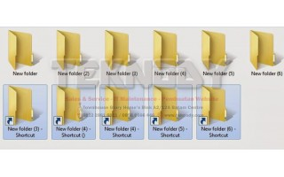 Menghilangkan Virus Shortcut di Flashdisk