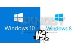 Perbedaan Windows 8.1 Dan Windows 10