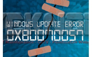 Perbaiki Windows Update Error 0x80070057