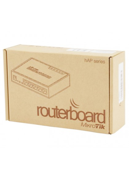 Routerboard Mikrotik RB941-2nD-TC HAP Lite