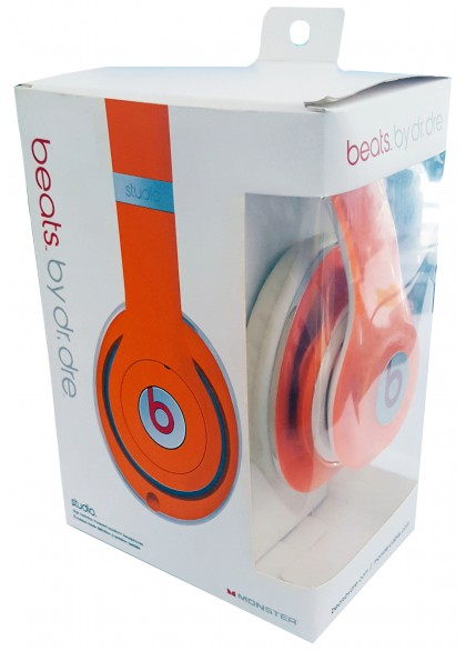 Headphones beat by dr.dre Transparan