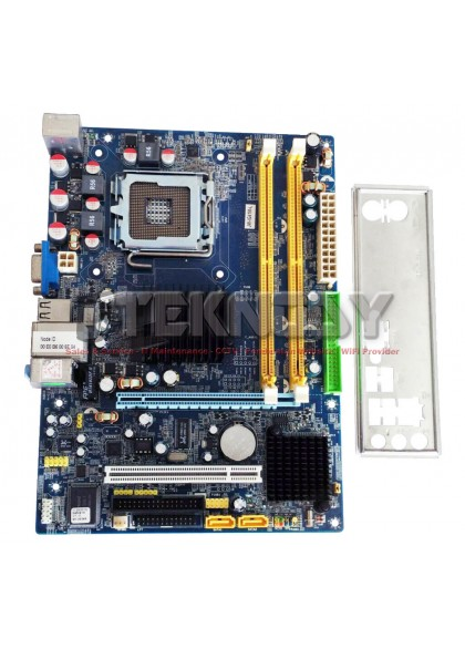 Mainboard Second Dual Core DDR2