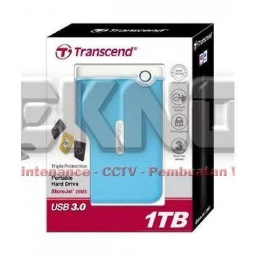 Transcend Storejet 25 Antishock 1TB M3B-H3-H3B USB 3.0
