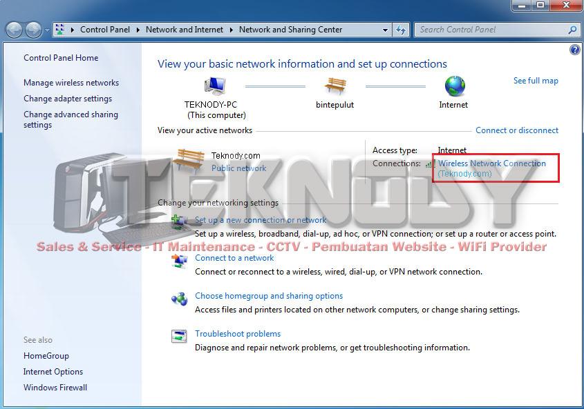 Cara Mengetahui IP Router